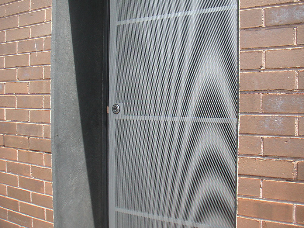 Security doors gateworks