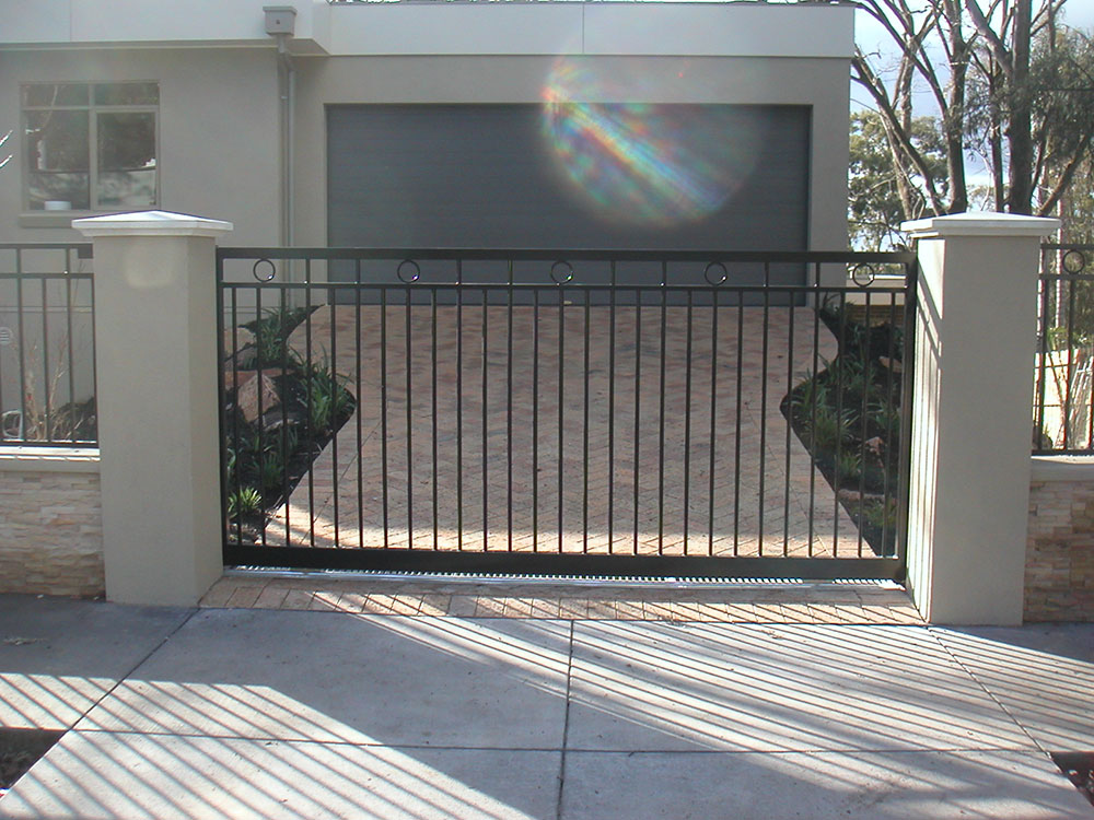 Sliding Gates Gateworks Amp Security Doors
